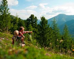 wandern waldererhütte bad kleinkirchheim