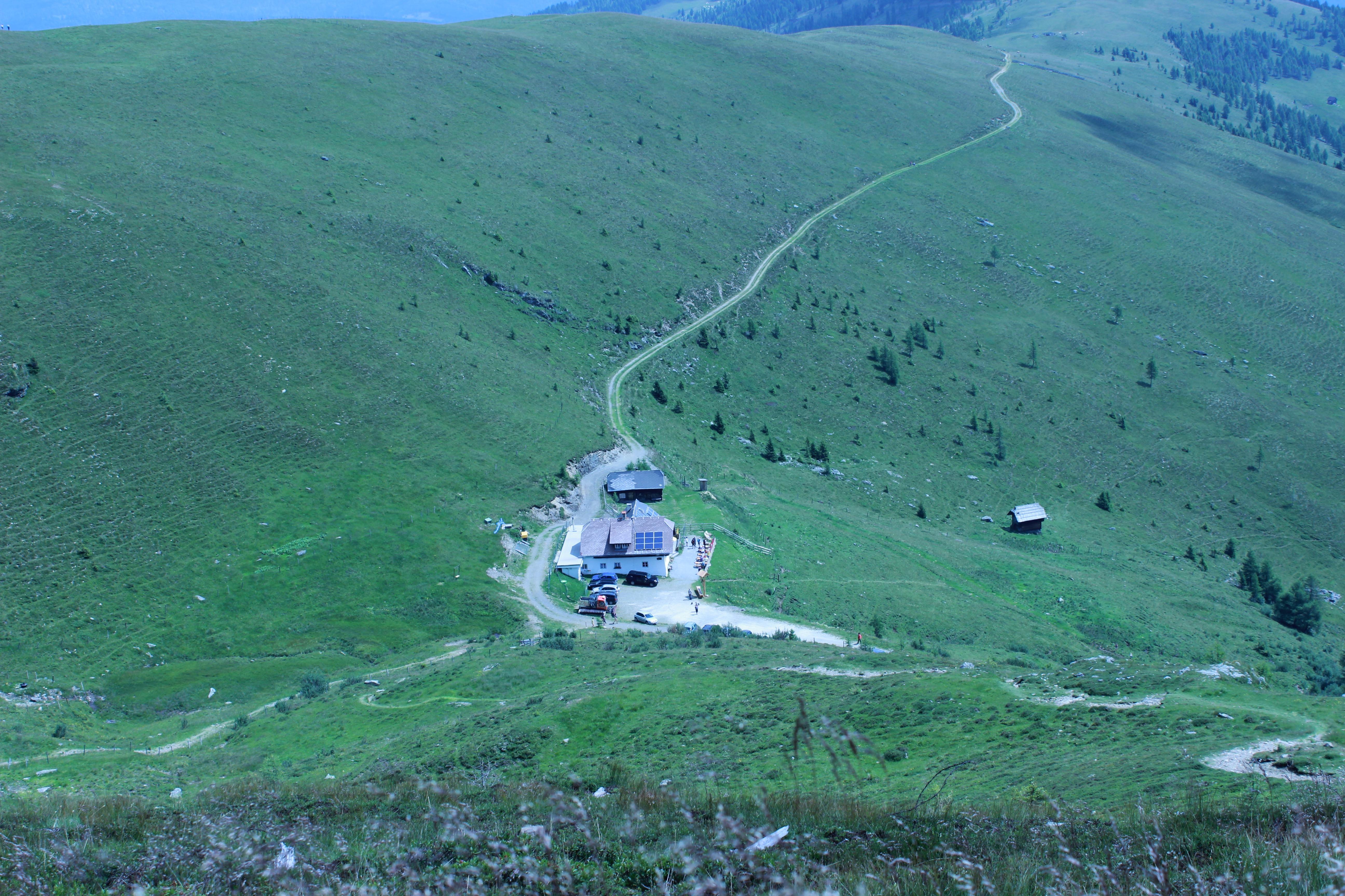 Walderhütte Wöllaner Nock